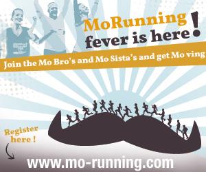 The 5k Mo Run London