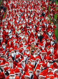 5K Santa Run & Santa's Little Helpers 2K Run