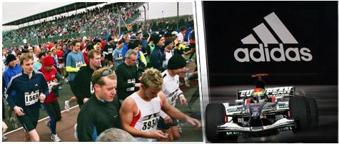 adidas Silverston Half Marathon