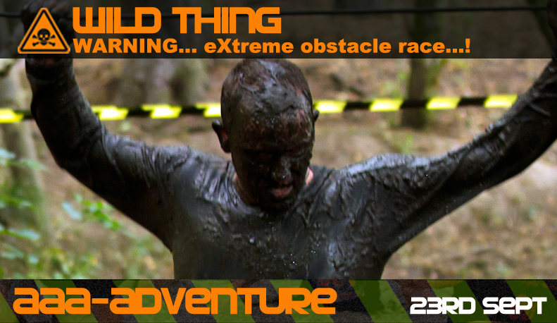 Wild Thing 5k & 10k Obstacle Race