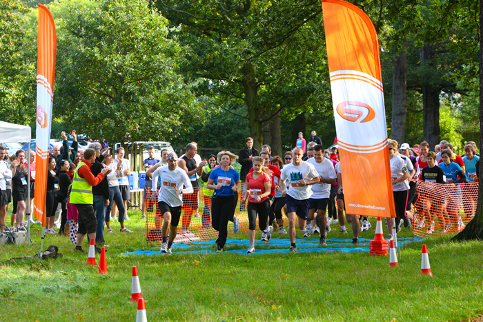 Run Richmond Park 5k & 10k Race 2 2012
