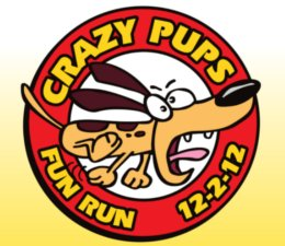 Crazy Pups 1 Mile Fun Run
