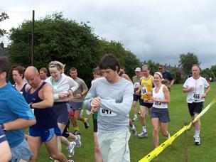 Freckleton Half Marathon