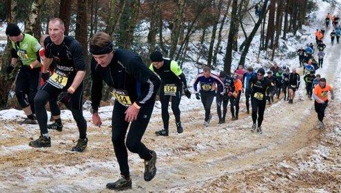 ASICS Off Road Race Series MudMan 10k Trail Run