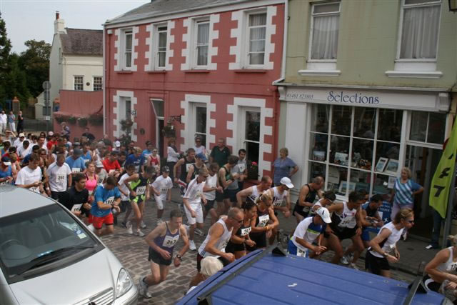 Alderney Half Marathon & 10 km race