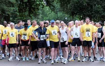 Mayfair Park and Tower Race