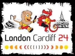 London Cardiff 24- TEAM SIZE 12