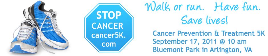 Cancer Prevention and Treatment 5K