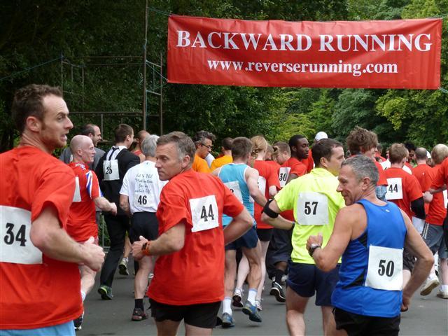 UK Backward Running Championships