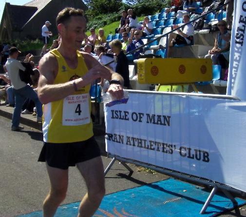 SalClear Isle of Man Half Marathon