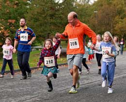 Macdonald Mile Fun Run