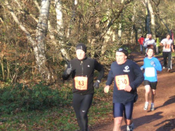 Edwinstowe Christmas 10k Trail Race