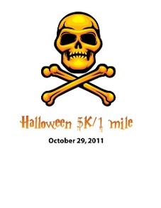 Spooktacular Halloween Race