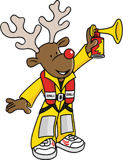 RNLI Reindeer Run - Dean Castle Country Park