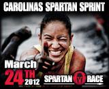 Carolinas Spartan Sprint 2012