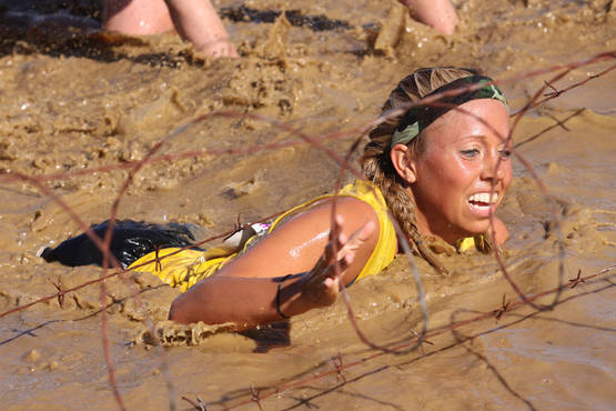 Rebel Race: Austin TX 5k & 15k mud run