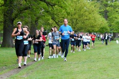 Run Richmond Park 5k & 10k Race 3 2012