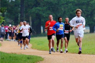 Run Richmond Park 5k & 10k Race 7 2012