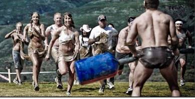 SOCAL Super Spartan - Obstacle Racing