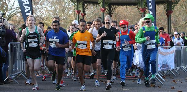 The 5k Mo Run Battersea Park 2012