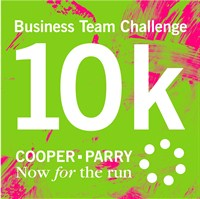 Cooper Parry Business Team Challenge, Derby 10k