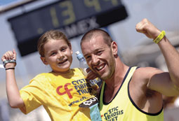 Cardiff Bay 5 for Cystic Fibrosis Trust