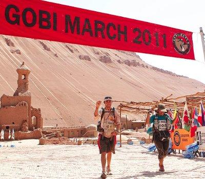 Gobi March (China) 2012
