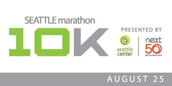 2012 Seattle Marathon 10K: presented by Next 50 Seattle Center