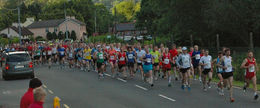 Source Fitness Glanmire 4 mile road race