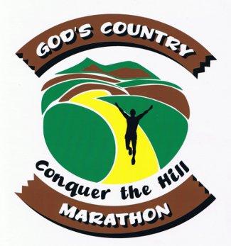 1st Annual God's Country Half Marathon