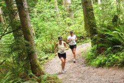 SCOTT Cougar Mountain Trail Run Series 8 Mile