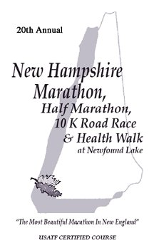 NH Marathon, Half Marathon, 10K Road Race & Health Walk