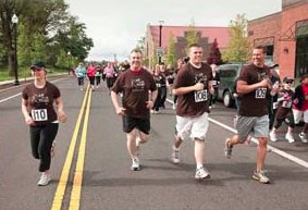 Run to the Village 5K