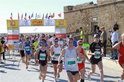 Cyprus Marathon 2013