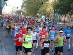 Seville City Marathon 2013