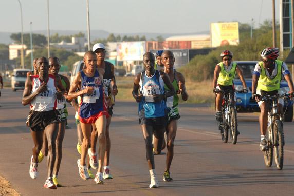Steinmetz Gaborone Marathon
