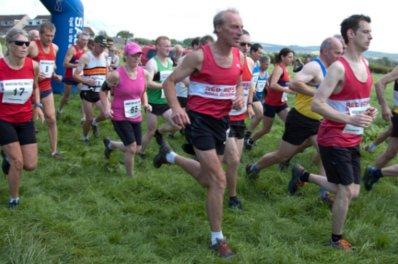 Warton Crag Fell Race