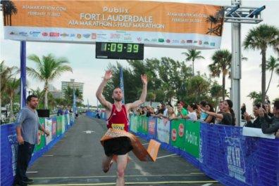 Fort Lauderdale A1A Marathon & Half Marathon