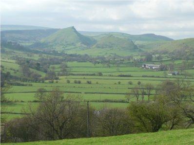 Chrome Hill Fell Race 2012