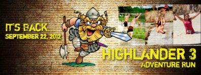 HIGHLANDER III ADVENTURE RUN