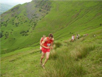 Darrens Dash 6 Hill Race
