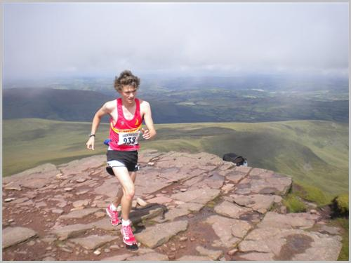 Pen y Fan Race 2012