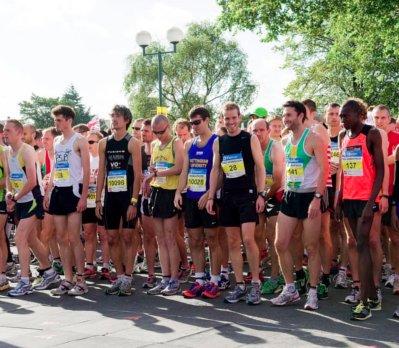 Ikano Robin Hood Half Marathon 2012