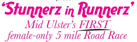 'Stunnerz in Runnerz' ladies-only 5 mile race