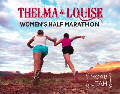 Thelma & Louise Half Marathon