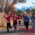 winter-sun-10k-race-utah-usa-moab