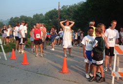 The Great Buffalo Chase 5K Run