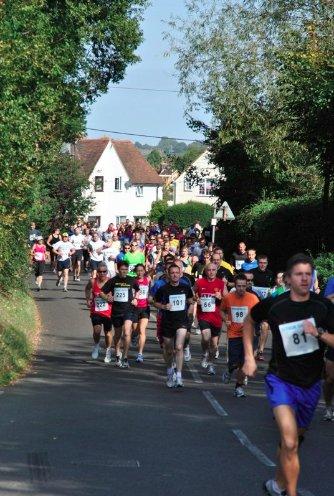 Dedham 10k & Fun Run