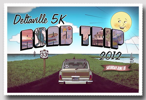 Deltaville 5K & Kids Fun Run 2012