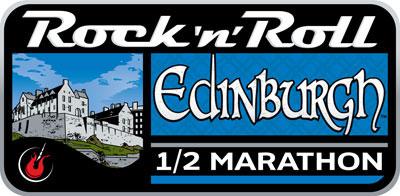 Rock'n'Roll Edinburgh Half Marathon